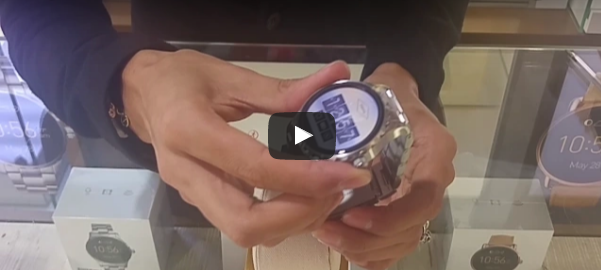 Fossil Q Smartwatch Review Unboxing